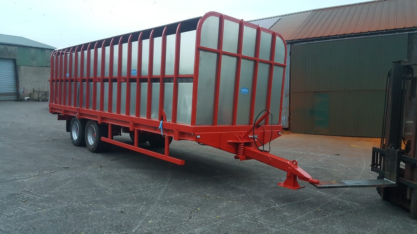 Johnston Bros 26ft Cattle Trailer