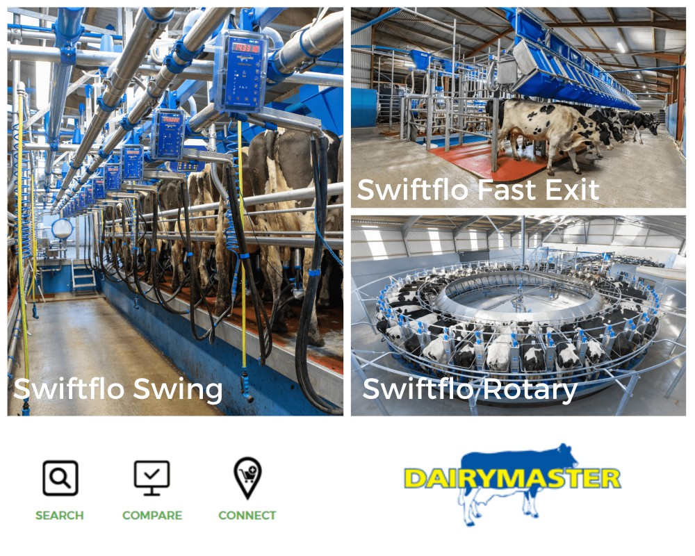 Upgrading your milking parlour?