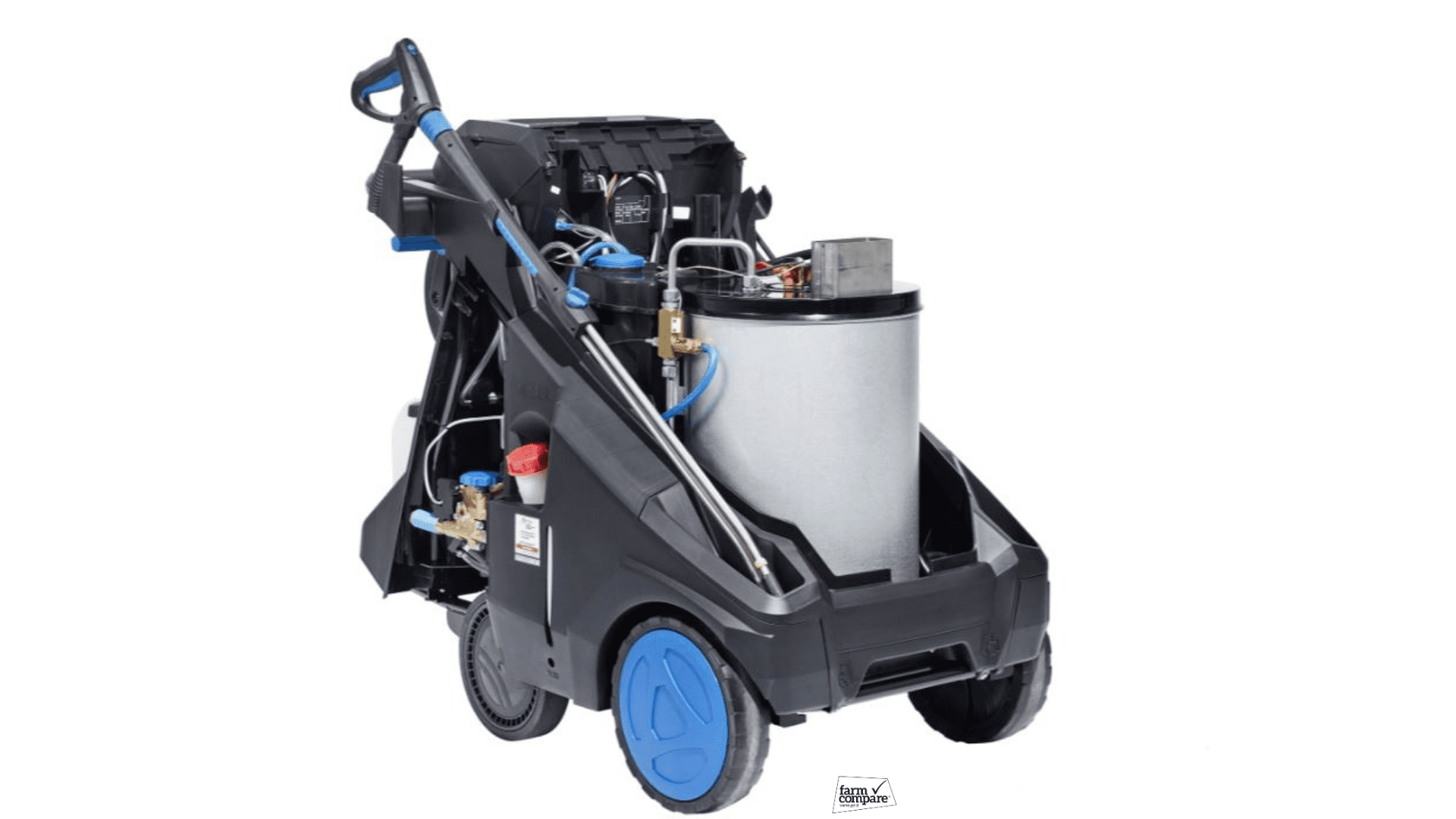 Nilfisk MH 5M Industrial Hot Power Washer