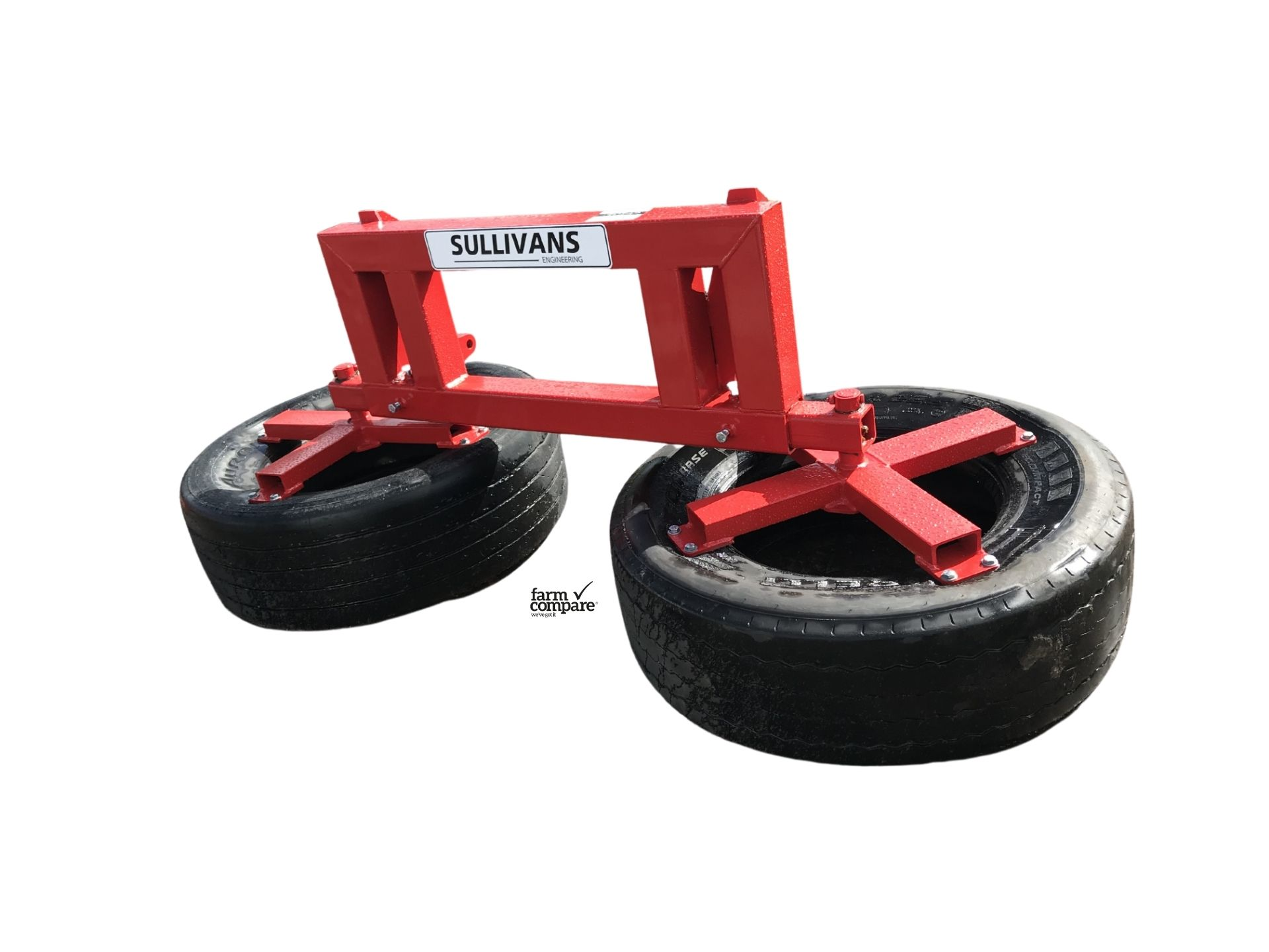 Sullivans Engineering Twin Wheel Silage Pusher