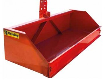 Fleming Agri 4ft Compact Tipping Box