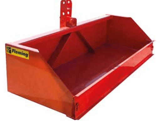 Fleming Agri 5ft Compact Tipping Box