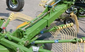 KRONE Swadro TC880 Twin Rotor Centre Delivery Rake