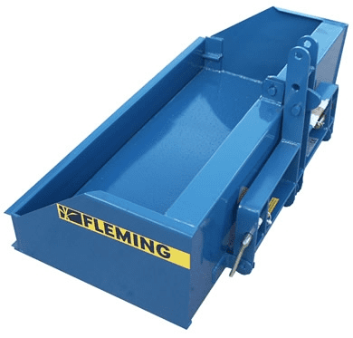 Fleming Agri 6ft Heavy Duty Tipping Box