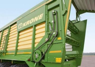KRONE TX 560D Forage Wagon