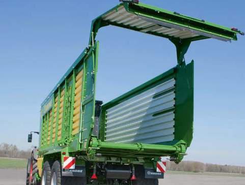 KRONE ZX 470 GL Forage Wagon