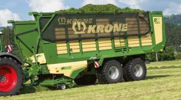 KRONE RX 430 GL Forage Wagon