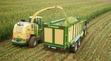 KRONE RX 400 GD Forage Wagon