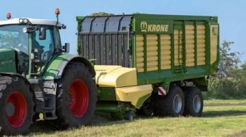 KRONE RX 360 GL Forage Wagon