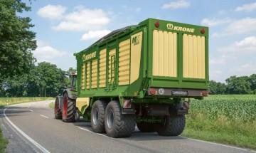 KRONE MX 370 GD Forage Wagon