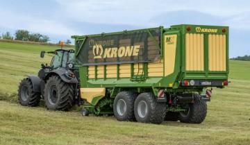 KRONE MX 370 GL Forage Wagon