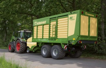 KRONE MX 330 GL Forage Wagon