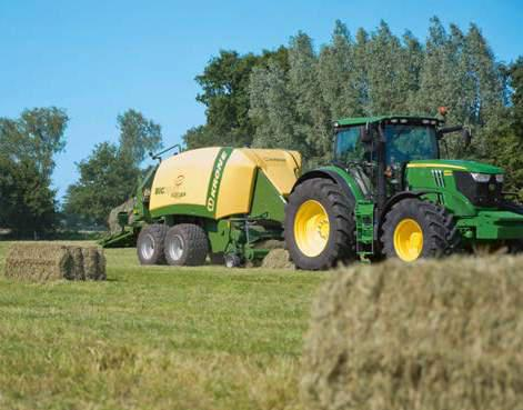 KRONE BiG Pack 870 HDP XC Large Square Baler