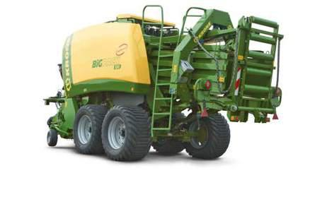 KRONE BiG Pack 890 Large Square Baler