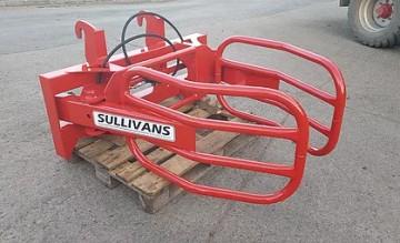 Sullivans Engineering Round Bale Grab