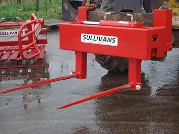 Sullivans Engineering Bale Stacker