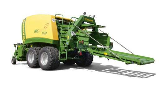 KRONE BiG Pack 1270 XC Large Square Baler