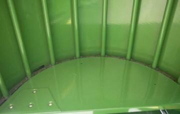 KRONE Fortima F1250 MC Fixed Chamber Round Baler