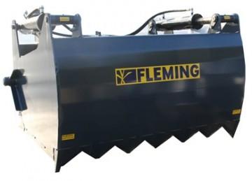 Fleming Agri 4ft Shear Grab