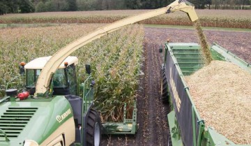 KRONE Big X 480 Forage Harvester