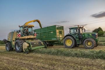 KRONE Big X 680 Forage Harvester