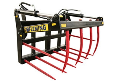Fleming Agri 4ft General Purpose Grab