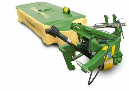 KRONE ActiveMow R 320 Disc Mower
