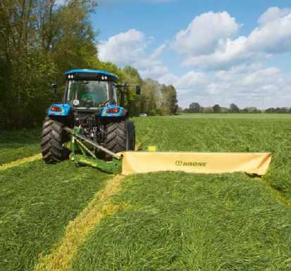 KRONE ActiveMow R 280 Disc Mower