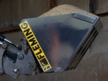 Fleming Agri 7ft Front Loader Bucket