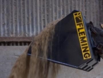 Fleming Agri 6ft Front Loader Bucket