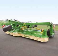 KRONE  EC6210 CV EasyCut Trailed Disc Mower