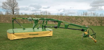 KRONE ECTS320 New EasyCut Trailed Disc Mower