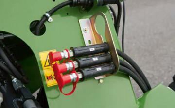 KRONE EasyCut B 870 CV Combination Mower