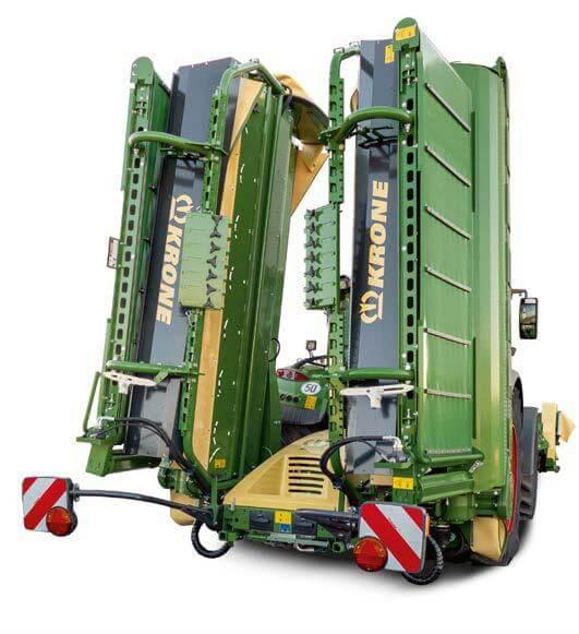 KRONE EasyCut B 1000 CV Combination Mower