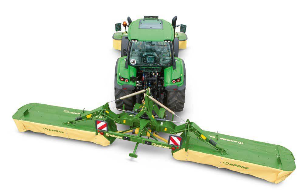 KRONE EasyCut B 890 Combination Mower
