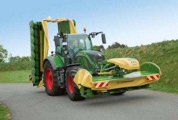 KRONE EasyCut B 950 Collect Combination Mower