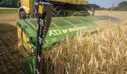 KRONE  Wholecrop XDisc 620 Header