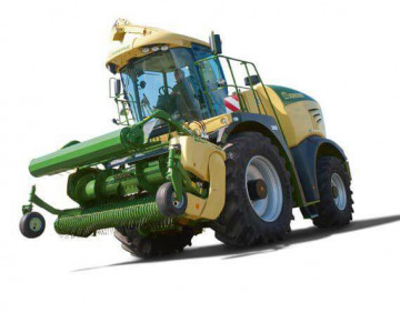 KRONE  EasyFlow 300S Grass Header