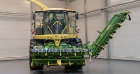 KRONE  XCollect 750-3 Maize Header
