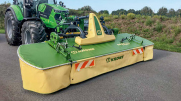 KRONE EasyCut F 400 CV Fold Front Mower with Conditioner