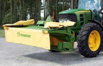 KRONE EasyCut F 280 M Front Mower