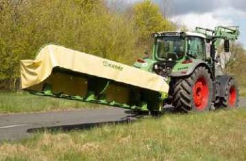 KRONE EasyCut R 360 Rear Mower