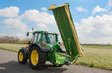 KRONE EasyCut R 400 Rear Mowers