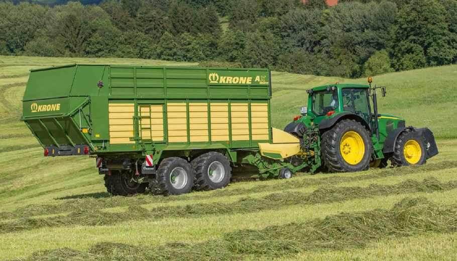 KRONE AX 310 L Forage Wagon