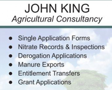 JOHN KING Agricultural Consultancy