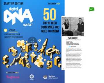 TOP 50 NI Tech Startups you need to know about!