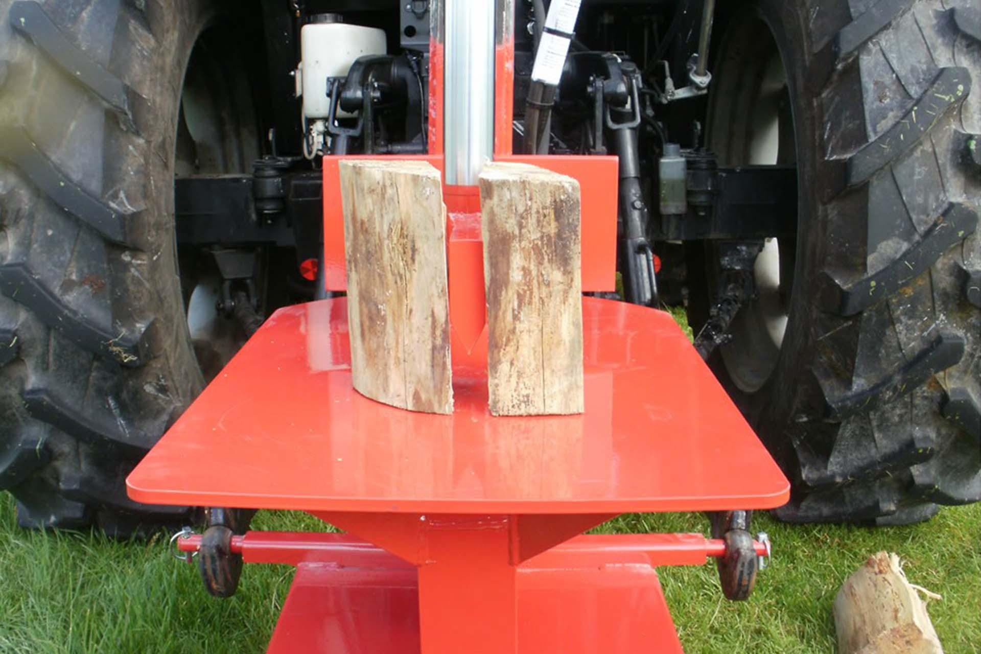 MALONE 14 Tonne Hydraulic Log Splitter