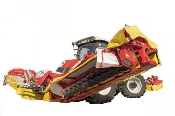 PÖTTINGER NOVACAT A10 RCB Mower Combinations with Centre Pivot Suspension
