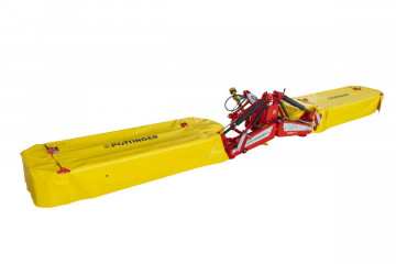 PÖTTINGER NOVADISC 902 Mower Combinations with Side Pivot Suspension Mower