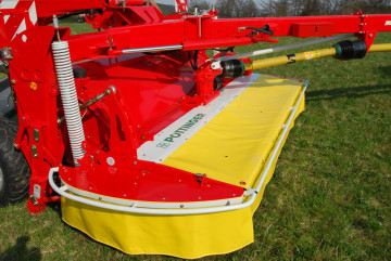 PÖTTINGER NOVACAT  3507 T ED COLLECTOR Trailed Mower
